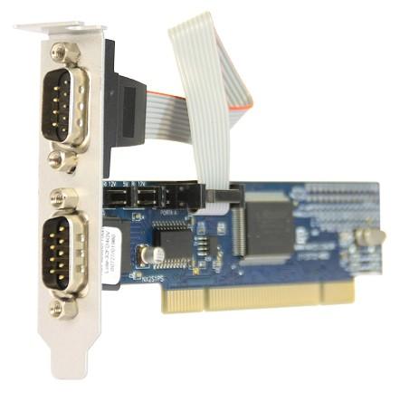 NX 2S PCI – Perfil baixo - (Aleta 8 cm)