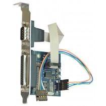 NX C 1S-1P USB (INTERNO) perfil normal (Aleta 12 cm.)