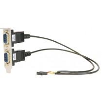 NX PRO USB/2 SERIAIS – perfil baixo (Aleta 08 cm)
