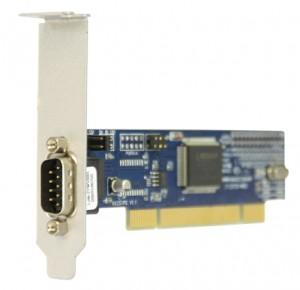 NX 1S PCI – Perfil baixo - (Aleta 8 cm)