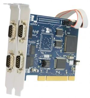 NX 4S PCI DB09 – Perfil normal - (Aleta 12 cm)