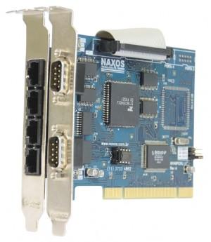 NX 6S PCI LC – Perfil normal - (Aleta 12 cm)