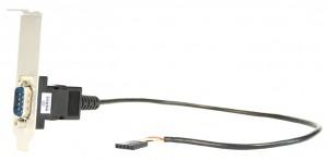 NX PRO USB/ 1 SERIAL – perfil baixo (Aleta 08 cm)
